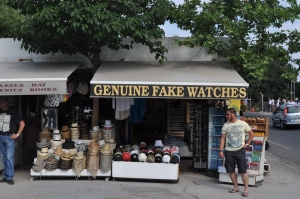 Genuine Fake Watches - gee what a find!