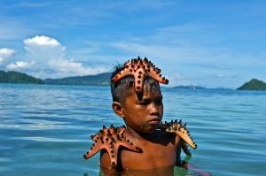 starfish boy