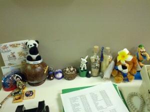 Vered desk