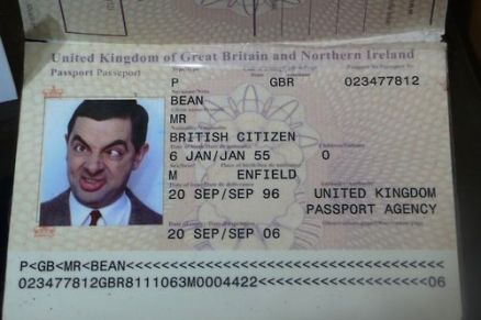 Image result for funny passport