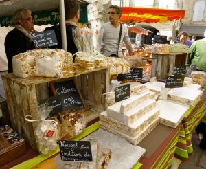 Nougart-in-the-Uzes-market