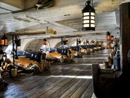 gun-deck