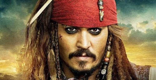 Johnny-Depp-on-Pirates-of-the-Caribbean-poster