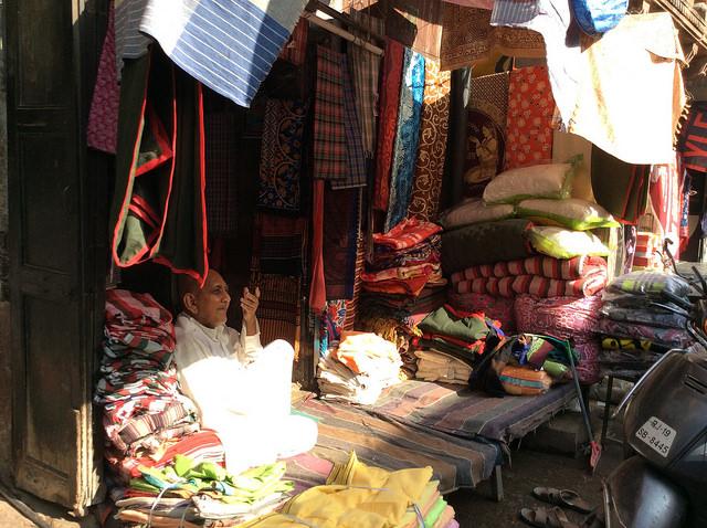 Jodphur market 2