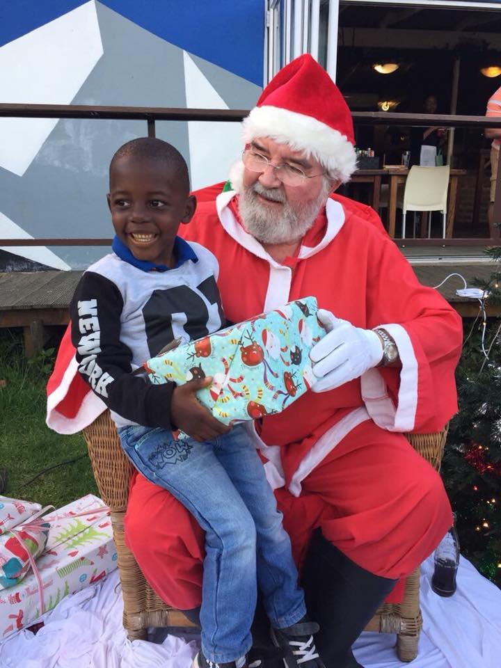 Santa in Mbabane
