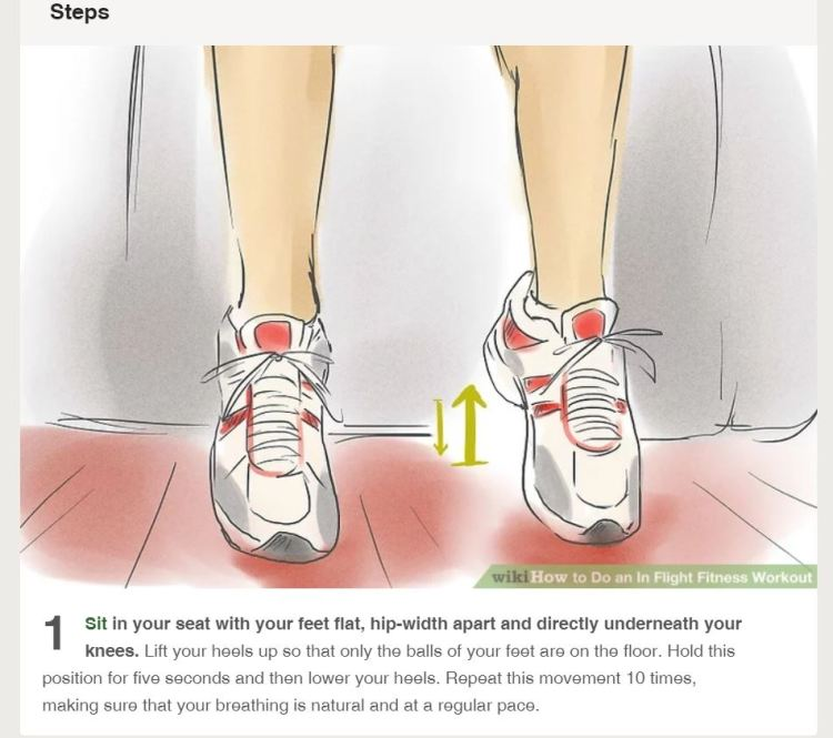 feet exercise
