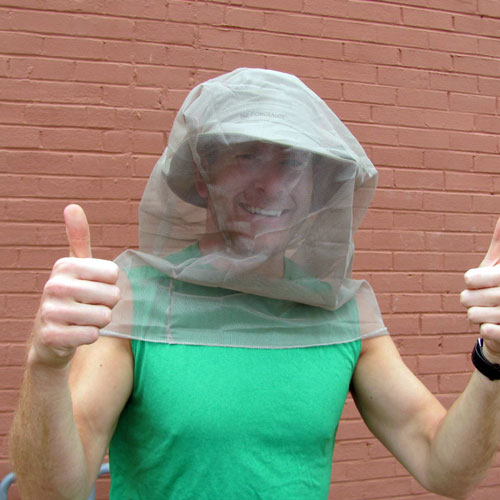 mosquito hat