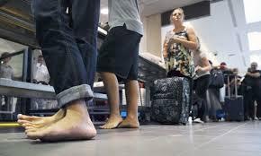 feet airport
